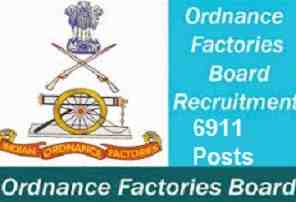 Indian-ordnance-Factories-6911-Junior-Work-Manager-Posts-2016