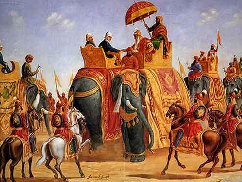 "Rupnagar ""Treaty"" of 1831 – The Meeting Between Maharaja Ranjeet Singh and Lord Bentinck"